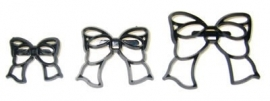 Patchwork Cutter Bow Set/3