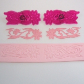 JEM Daisy Embroidery Cutter set/2