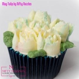 Sugar and Crumbs Nifty Nozzle -May Tulip-