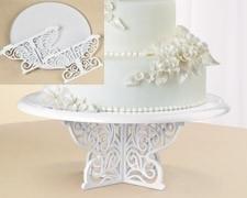 Wilton Fancy Scrolls Cake Stand