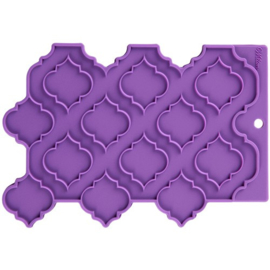 Wilton Silicone Precision Patterns -Trellis-
