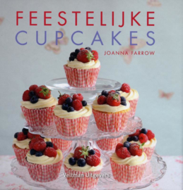 Feestelijke cupcakes, Joanna Farrow