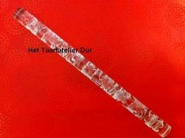"Acryl rolstokje ""Bloemetjes & Vlindertjes"" (5)"