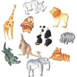 FMM Safari Animal Set