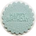 Alphabet Moulds Cupcake Topper Happy Birthday