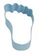 Baby voetje uitsteker blauw