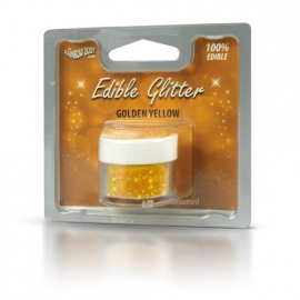 RD Edible Glitter -Golden Yellow- 5g