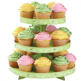 Wilton CupCake Stand Easter Treat Stand