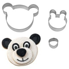 Wilton Cookie Cutter Stackable Bear
