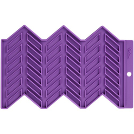 Wilton Silicone Precision Patterns -Herringbone-