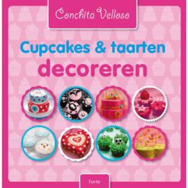 Cupcakes & Taarten decoreren, Conchita Velloso
