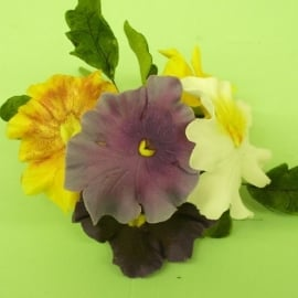 JEM Pansy and Violet -Set of 8 in 4 cutters
