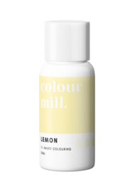 Colour Mill_Lemon (20ml)