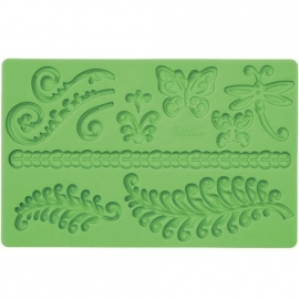 Wilton Fern Fondant & Gum Paste Mold