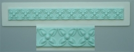 Alphabet Moulds Decorative Patterned border 3