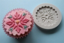 Alphabet Moulds Decorative Cupcake Topper 1