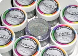 RD Decorative Sparkles Hologram - Silver