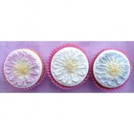 Karen Davies Cupcake Top mould - Daisy/Gerbera