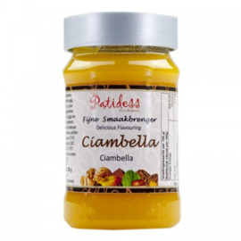 Patidess Smaakpasta Ciambella 120g