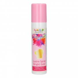 FunCakes FunColours Metallic Spray 100ml