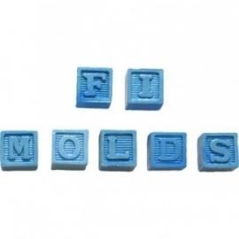 First impressions Alphabet blocks