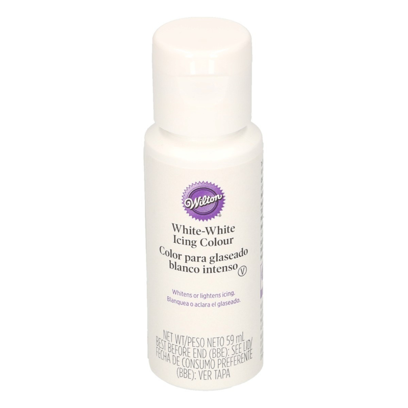 Wilton EU Icing Color - White White
