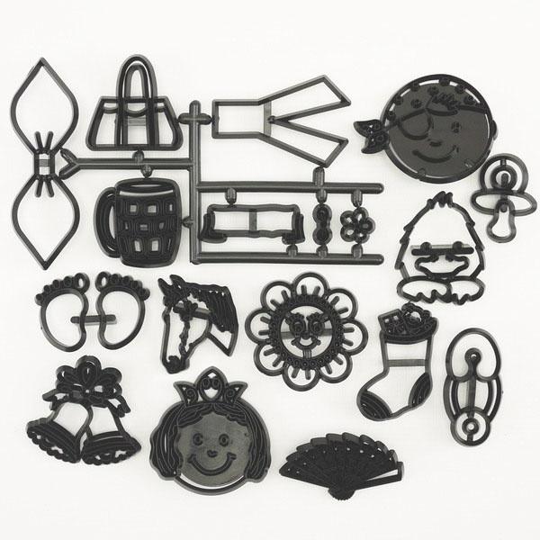 Patchwork Cutter Assorted mini set