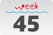 1 - week 45 / 7 november - 14 november