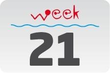 4 - week 21 / 23 mei - 30 mei