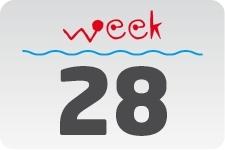 4 - week 28 / 11 juli - 18 juli