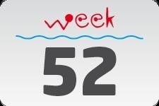 4 - week 52 / 26 december - 2 januari