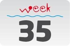 1 - week 35 / 29 augustus - 5 september