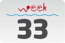 4 - week 33 / 15 augustus - 22 augustus
