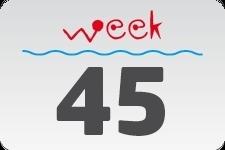4 - week 45 / 6 november - 13 november