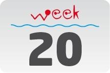 4 - week 20 / 16 mei - 23 mei