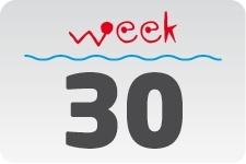 1 - week 30 / 24 juli - 31 juli