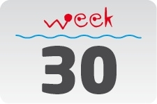 1 - week 30 / 25 juli - 1 augustus