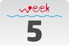 1 - week 5 / 1 februari - 8 februari