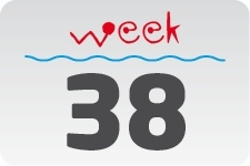 1 - week 38 / 19 september - 26 september
