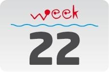 4 - week 22 / 30 mei - 6 juni