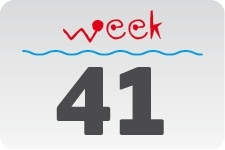 1 - week 41 / 10 oktober - 17 oktober