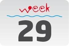 4 - week 29 / 18 juli - 25 juli