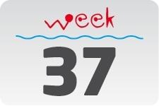 1 - week 37 / 12 september - 19 september