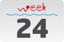 4 - week 24 / 13 juni - 20 juni
