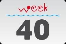 4 - week 40 / 2 oktober - 9 oktober