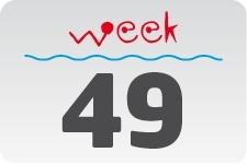 1 - week 49 / 5 december - 12 december