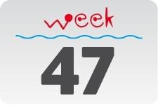 1 - week 47 / 20 november - 27 november