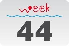 1 - week 44 / 30 oktober - 6 november
