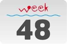 1 - week 48 / 27 november - 4 december