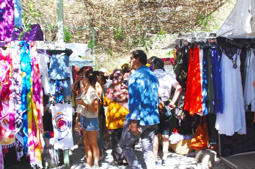 hippiemarkt in ibiza